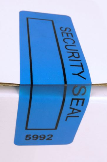 Tamper Evident self adhesive VOID labels