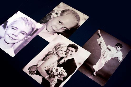 Wedding aluminium Photo Printing